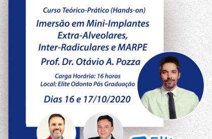 Imersão em Mini-Implantes Extra-Alveolares, Inter-Radiculares e MARPE