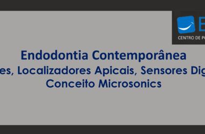 Curso de Endodontia Contemporânea